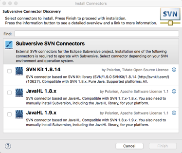 StreamBase Studio Version Control Plugins